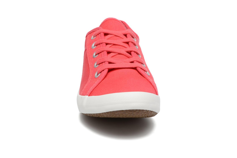 Baskets I Love Shoes GOLCAN Rose vue portées chaussures