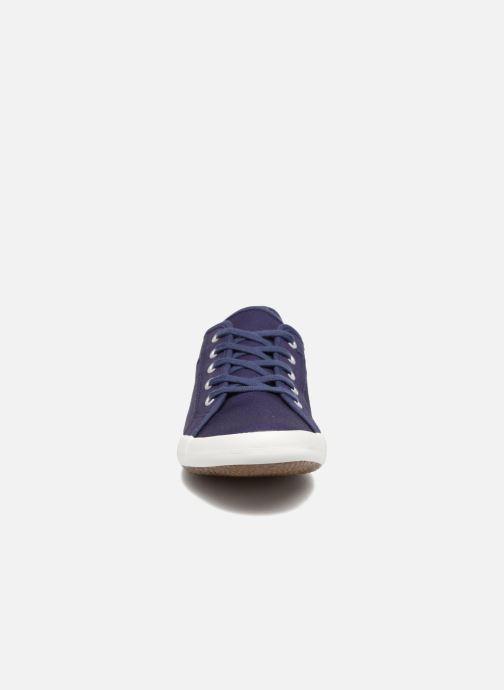 Baskets I Love Shoes GOLCIN Bleu vue portées chaussures