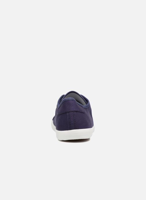 Baskets I Love Shoes GOLCIN Bleu vue droite