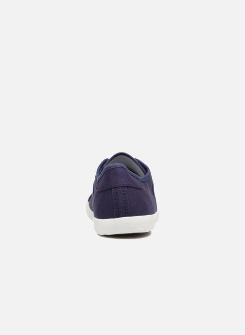 Deportivas I Love Shoes GOLCIN Azul vista lateral derecha