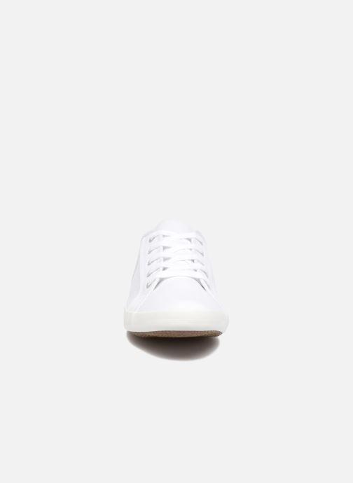 Baskets I Love Shoes GOLCIN Blanc vue portées chaussures