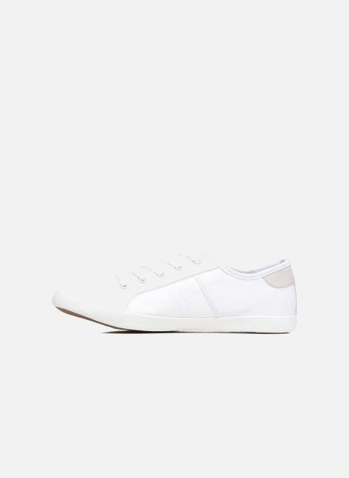 Baskets I Love Shoes GOLCIN Blanc vue face