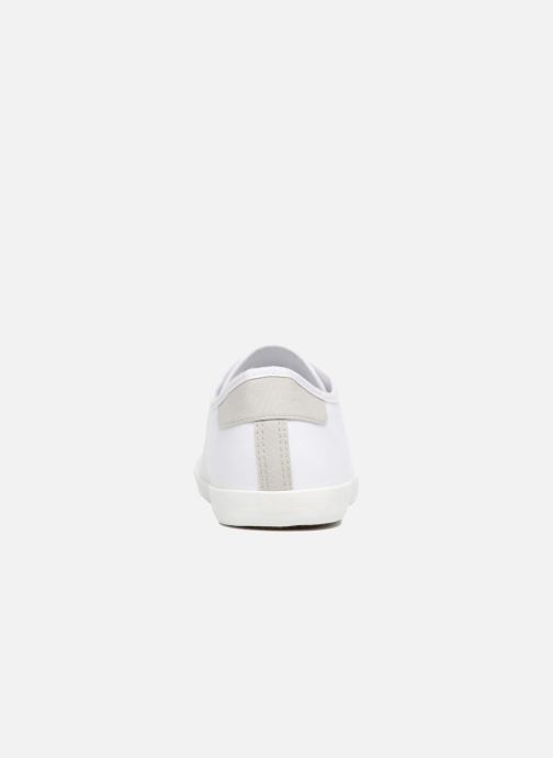 Baskets I Love Shoes GOLCIN Blanc vue droite