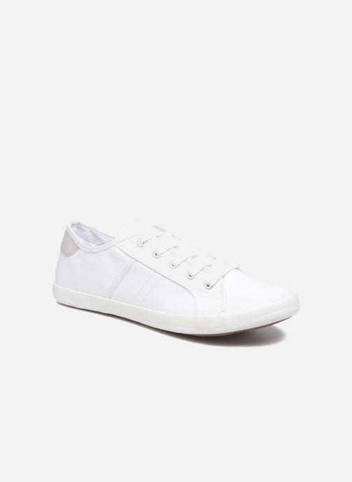 Baskets I Love Shoes GOLCIN Blanc vue détail/paire
