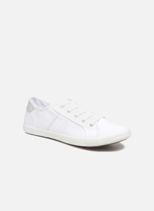 Baskets I Love Shoes GOLCIN Blanc vue détail/paire