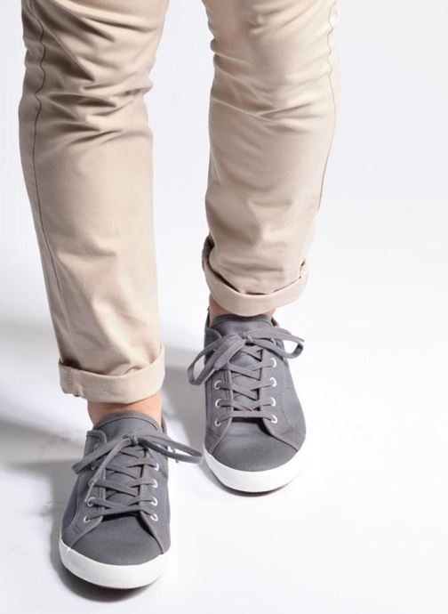 Trainers I Love Shoes GOLCIN Grey view from underneath / model view