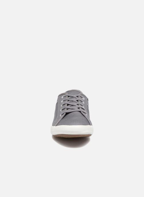 Baskets I Love Shoes GOLCIN Gris vue portées chaussures