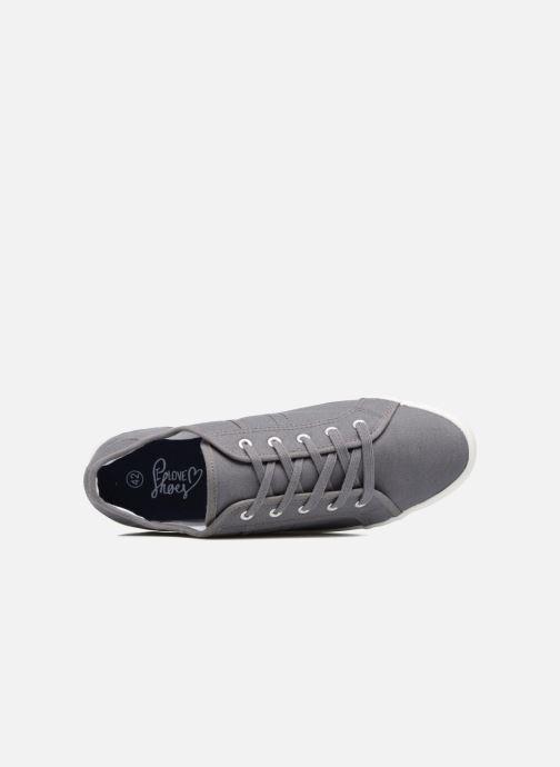Sneakers I Love Shoes GOLCIN Grigio immagine sinistra