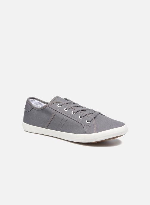 Baskets I Love Shoes GOLCIN Gris vue détail/paire