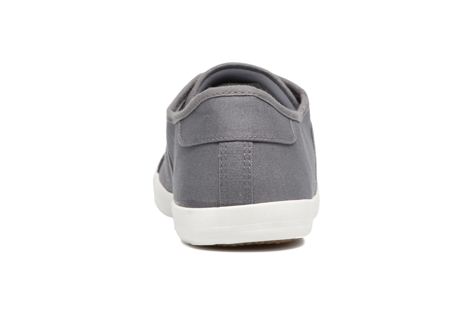 Deportivas I Love Shoes GOLCIN Gris vista lateral derecha