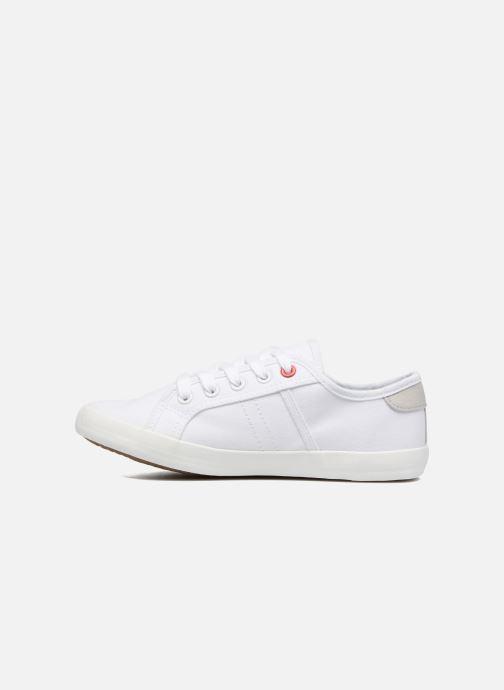 Baskets I Love Shoes GOLCEN Blanc vue face