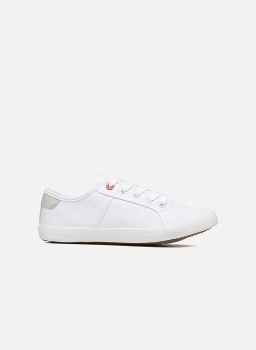 Baskets I Love Shoes GOLCEN Blanc vue derrière