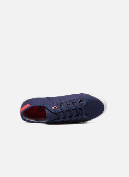 Baskets I Love Shoes GOLCEN Bleu vue gauche