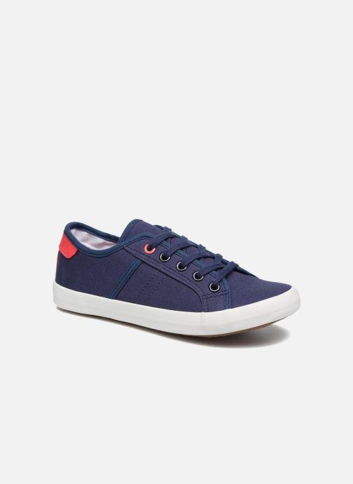 Baskets I Love Shoes GOLCEN Bleu vue détail/paire