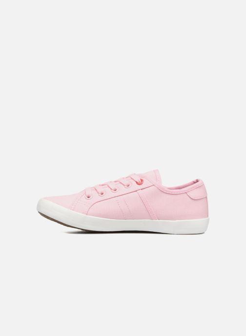 Baskets I Love Shoes GOLCEN Rose vue face