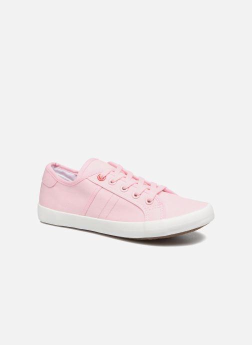 Baskets I Love Shoes GOLCEN Rose vue détail/paire