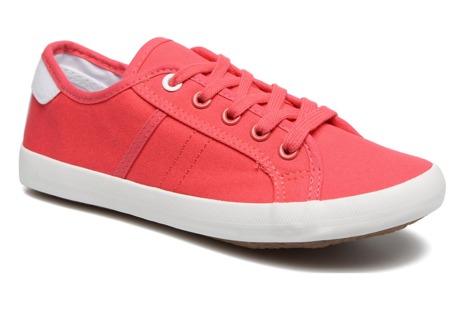 Baskets I Love Shoes GOLCEN Rose vue détail/paire