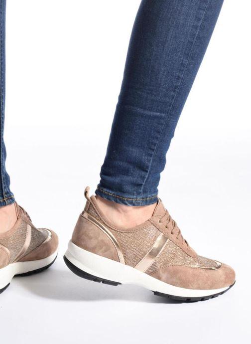 Sneakers Unisa Elisa Goud en brons onder