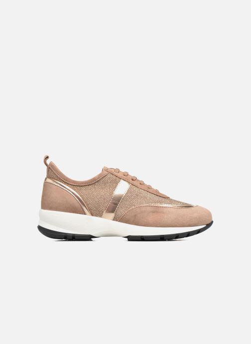 Sneakers Unisa Elisa Goud en brons achterkant