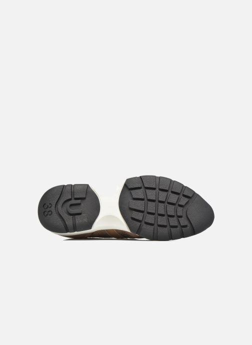 Sneakers Unisa Elisa Goud en brons boven