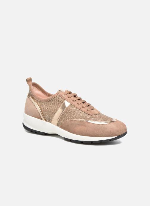 Sneakers Unisa Elisa Goud en brons detail