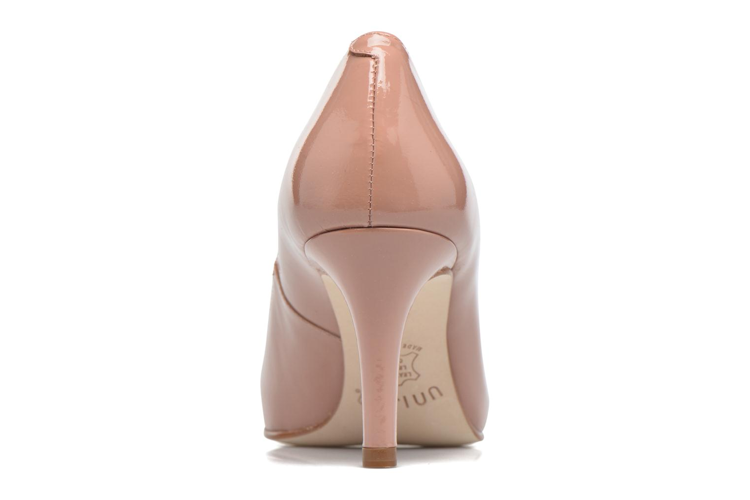 High heels Unisa Nade Pink view from the right