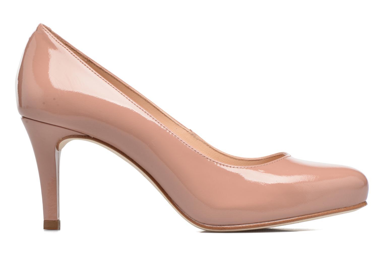 High heels Unisa Nade Pink back view
