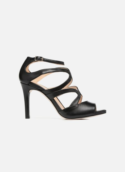 Sandales et nu-pieds Unisa Wence Noir vue derrière