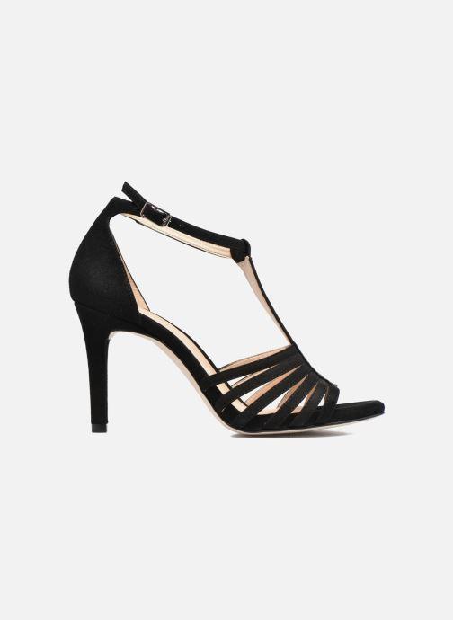 Sandales et nu-pieds Unisa Wamba Noir vue derrière