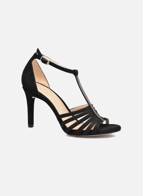 Sandalen Unisa Wamba schwarz detaillierte ansicht/modell