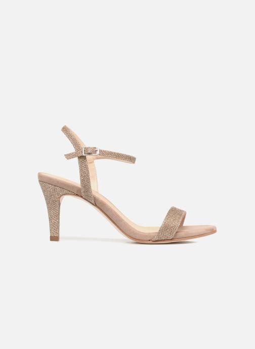 Sandales et nu-pieds Unisa Olea Beige vue derrière