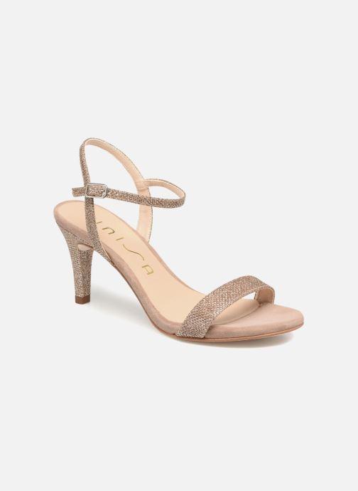 Sandales et nu-pieds Unisa Olea Beige vue détail/paire