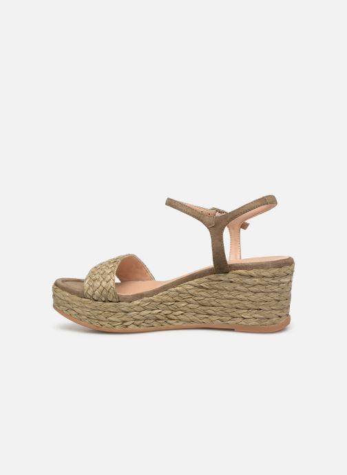 Unisa Katia Katia Katia (grün) - Sandalen bei Más cómodo e22ac3