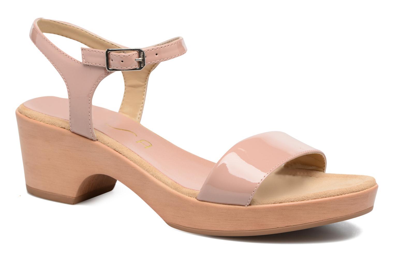 Sandales et nu-pieds Unisa Irita 3 Rose vue détail/paire