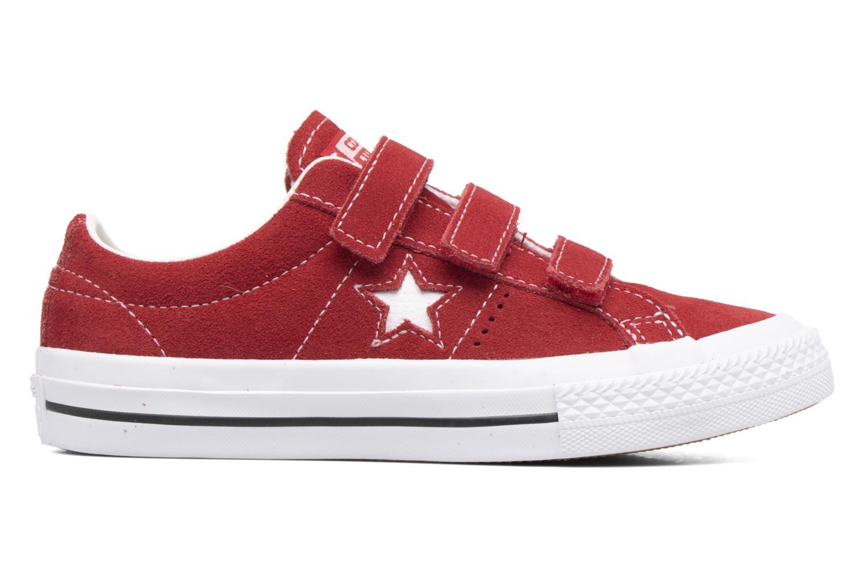 Deportivas Converse Converse One Star 3V Ox Rojo vistra trasera