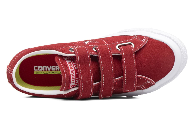 Deportivas Converse Converse One Star 3V Ox Rojo vista lateral izquierda