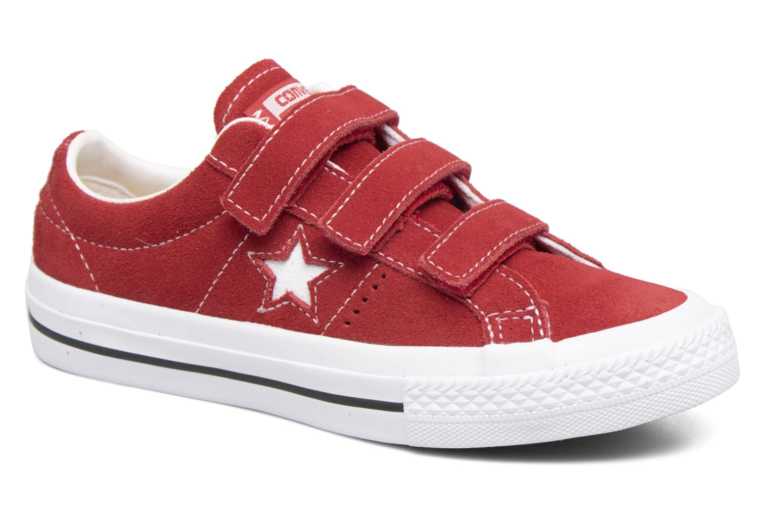 Sneaker Converse Converse One Star 3V Ox rot detaillierte ansicht/modell