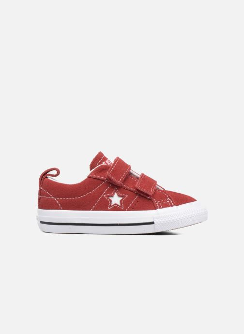 Baskets Converse Converse One Star 2V Ox Rouge vue droite