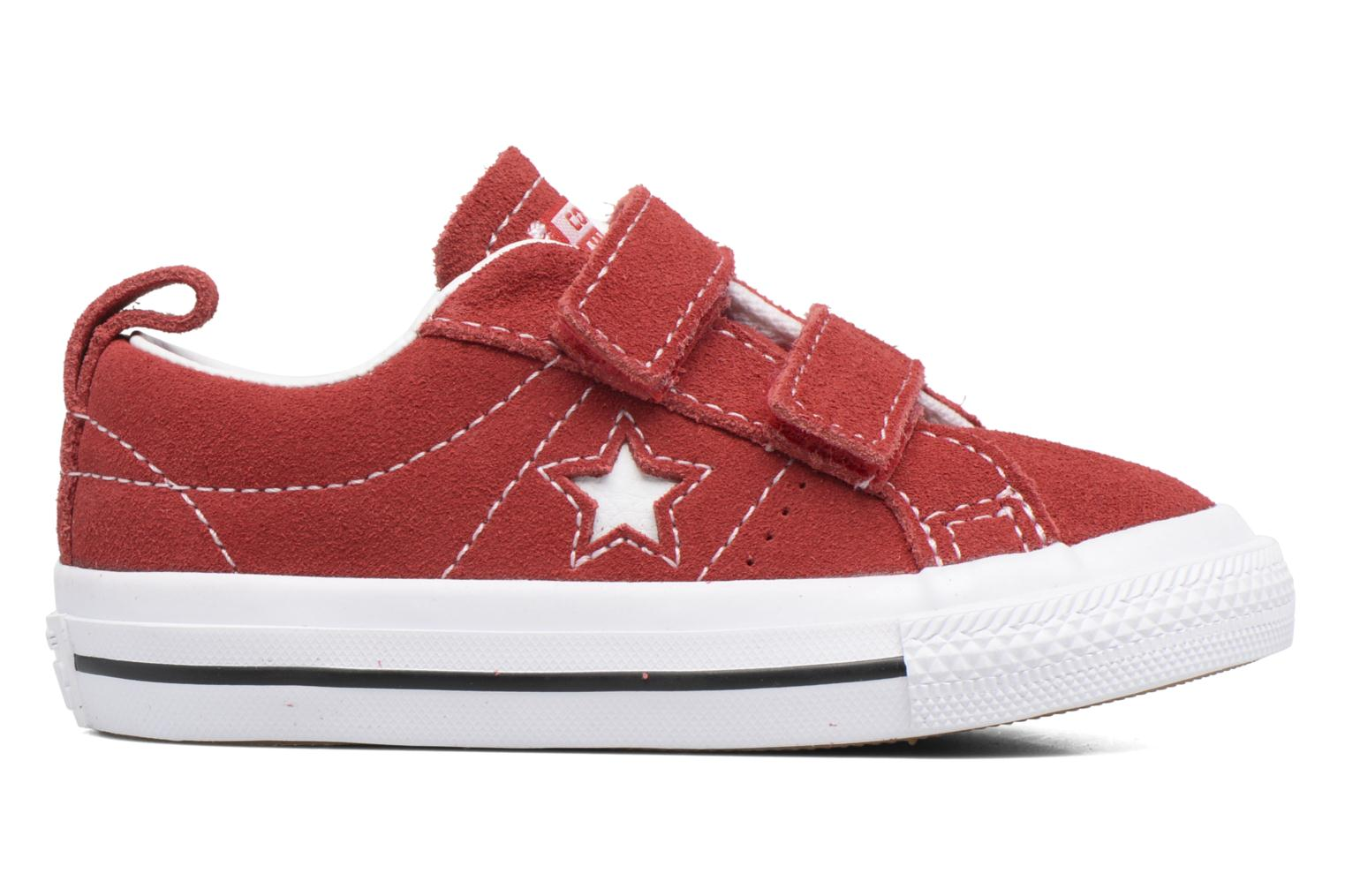 Trainers Converse Converse One Star 2V Ox Red view from the right