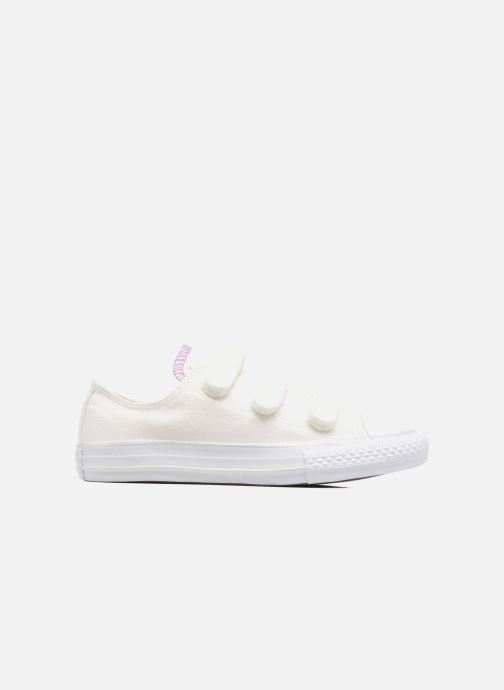 Trainers Converse Chuck Taylor All Star 3V Ox White back view