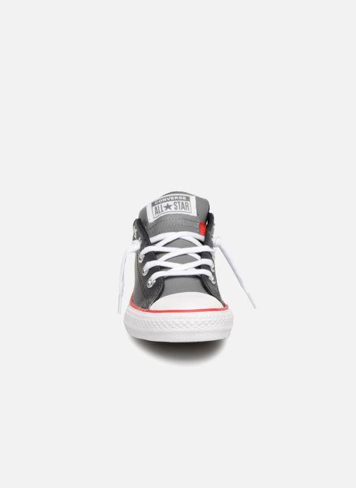 Baskets Converse Chuck Taylor All Star Street Slip Noir vue portées chaussures