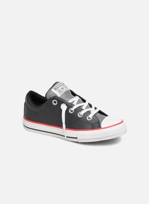 Converse Chuck Taylor All Star Street Slip (Noir) - Baskets ...