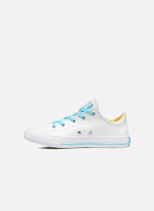 Sneakers Converse Chuck Taylor All Star Madison Ox Wit voorkant