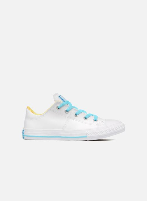 Sneakers Converse Chuck Taylor All Star Madison Ox Wit achterkant