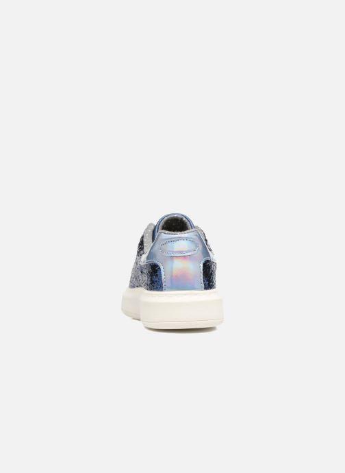 Baskets I Love Shoes Xucro Bleu vue droite