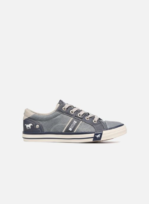 Sneakers Mustang shoes Alwin Azzurro immagine posteriore