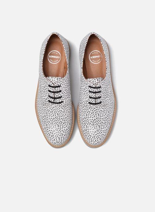 Chaussures à lacets Made by SARENZA Sugar Shoegar #7 Multicolore vue portées chaussures