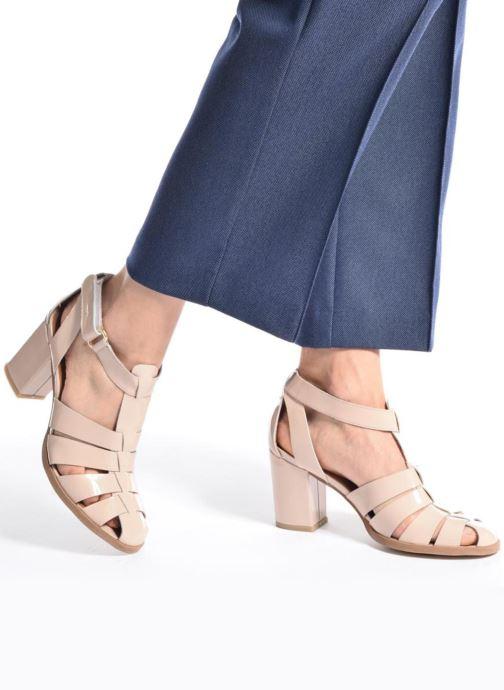 Sandalen Made by SARENZA Pastel Belle #2 Beige onder