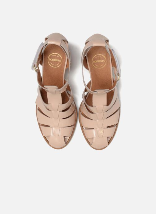 Sandalen Made by SARENZA Pastel Belle #2 Beige model
