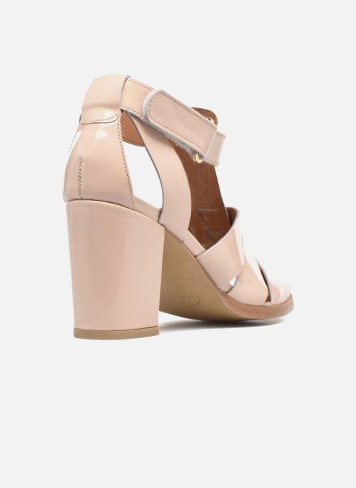 Sandalen Made by SARENZA Pastel Belle #2 Beige voorkant